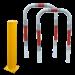 15 - Steel Bollards & Pedestrian Handrails